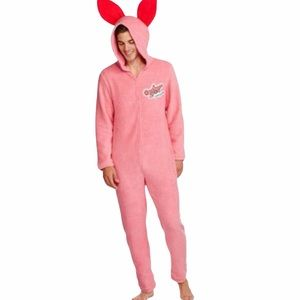 A Christmas Story deranged Easter bunny onesie